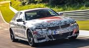 La nouvelle BMW Série 3 est en cours de développement sur le Nürburgring