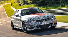 BMW Série 3 : premier teaser sur le Nürburgring