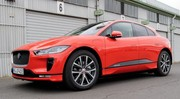 Essai Jaguar I-PACE: l'offensive électrique