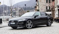Audi : nouveau moteur diesel 4 cylindres pour l'A7