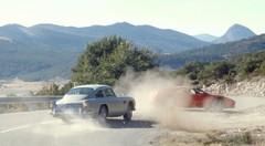 Aston Martin : la DB5 de Goldfinger est de retour