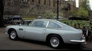 Aston Martin va produire la DB5 de James Bond