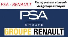 PSA – Renault : passé, présent et avenir des groupes français