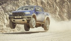 Ford Ranger Raptor (2019) : un pick-up badgé Ford Performance !