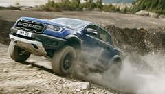 Ford: le pick-up sportif Ranger Raptor sera vendu en France