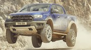 Le pick-up Ford Ranger Raptor débarque en Europe