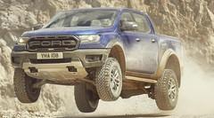 Le pick-up Ford Ranger Raptor débarque en Europe