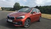 Essai BMW Série 2 Active Tourer 2018 : mise à jour
