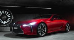 Essai Lexus LC500h