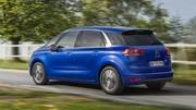 Citroën: le C4 SpaceTourer reçoit le 1.5 BlueHDi
