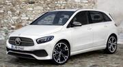 Serait-ce la future Mercedes Classe B ?