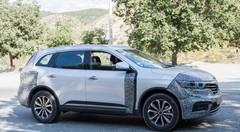 Renault Koleos : déjà un restylage en préparation