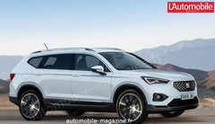 Le style Seat évolue avec le SUV sept-places Tarraco