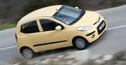 Essai Hyundai i10 1.1i 66 ch : les points sur i