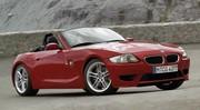 BMW Z4 (2019) : premières photos officielles