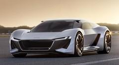 Audi PB18 e-tron : monoplace en piste et biplace sur la route