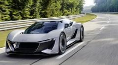 Audi PB18 e-tron : une supercar Audi 100% électrique de 775 ch !