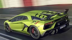 La Lamborghini Aventador SVJ exhibe ses muscles à Pebble Beach