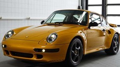 Porsche 911 Project Gold : le 3,6 litres de la 993