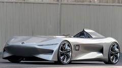 Infiniti s'offre son speedster grâce au Prototype 10
