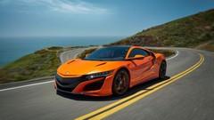 Honda/Acura NSX : première évolution pour 2019