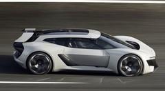 Audi dévoile son concept car PB18 e-tron
