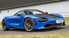 Essai extrême : la McLaren 720S en test au Nürburgring !