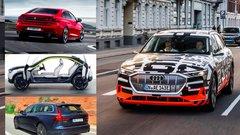 Dossier nouveautés : Les 20 voitures qui vont marquer la rentrée
