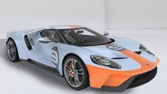 Ford GT.Une nouvelle série limitée Heritage Edition Gulf