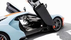 Ford GT Heritage Edition : pour célébrer les victoires au Mans