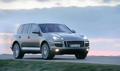 Porsche Cayenne Turbo S : toujours plus fort