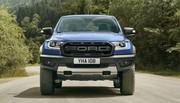 Ford dévoile le Ranger Raptor