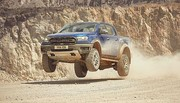 Le Ford Ranger Raptor débarque en Europe