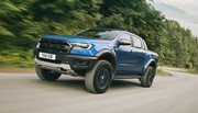Le Ford Ranger Raptor arrive en France