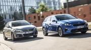 Essai comparatif : la Kia Ceed 2018 défie la Peugeot 308 !