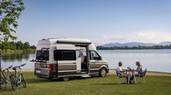 VW Grand California... première