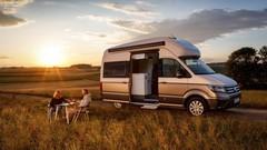 Volkswagen Grand California : infos et photos du nouveau camping-car