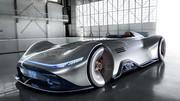 Mercedes Vision EQ Silver Arrow : La Flèche d'Argent réinventée