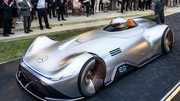 Mercedes Vision EQ Silver Arrow : rêve de vitesse