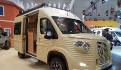 Citroën Type H WildCamp : visite guidée en vidéo du Type H baroudeur