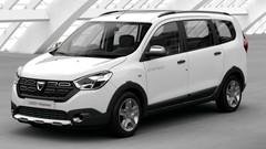 Dacia: les Lodgy et Dokker adoptent les Blue dCi