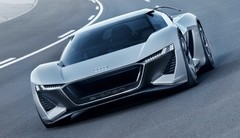 Pebble Beach : Audi PB18 e-tron concept car