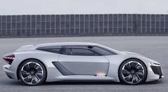 Audi PB18 e-tron : écrin pour une batterie