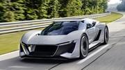 Audi PB18 e-tron : seulement un nouveau concept