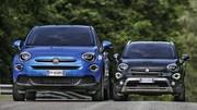Fiat 500X 2018 : les nouveautés du facelift