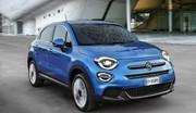Fiat 500 X : (nouveau) regard de braise !