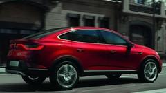 Renault Arkana (2019) : Infos et photos officielles du SUV coupé