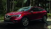 Le SUV-coupé Renault Arkana sort de l'ombre