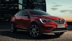 Renault Arkana : crossover-coupé russo-français
