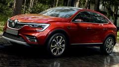 Renault Arkana : un X6 à la française ?